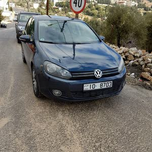 Used Volkswagen Golf for sale in Amman