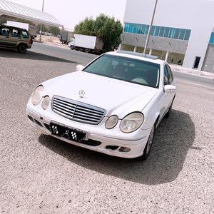 البيع سيارة مرسيدس 2004