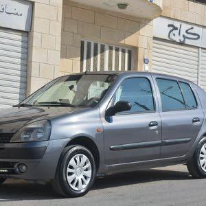 +200,000 km mileage Renault Clio for sale