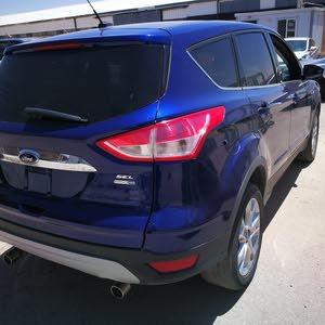 Gasoline Fuel/Power   Ford Escape 2013