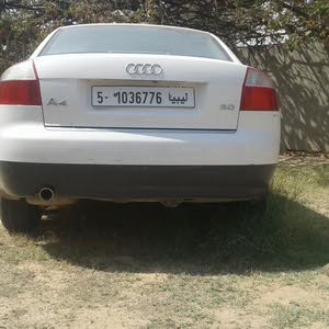 Used Audi A4 in Tripoli