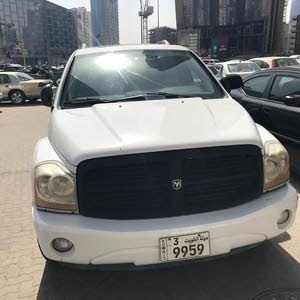 White Dodge Durango 2006 for sale