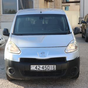 Used condition Peugeot Partner 2013 with 80,000 - 89,999 km mileage