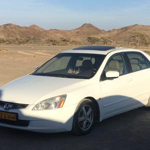 للبيع هوندا أكورد 2003