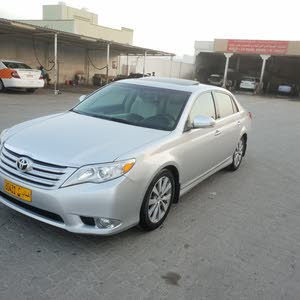 For sale 2012 Silver Avalon