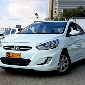 Hyundai Accent 2015 very clean Full service History