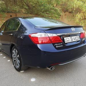 Blue Honda Accord 2013 for sale