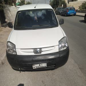 Manual White Peugeot 2005 for sale