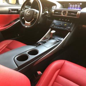 Lexus IS 250F 2014 Excellent condition