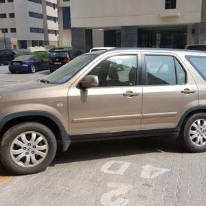 For sale 2005 Gold CR-V