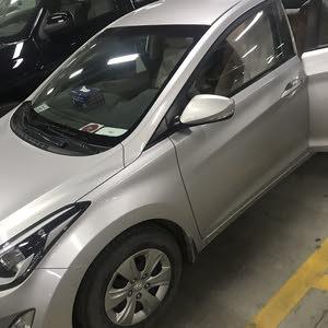 Used condition Hyundai Elantra 2016 with  km mileage