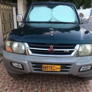 Mitsubishi Pajero car for sale 2001 in Muscat city