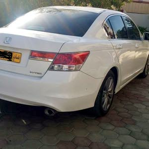 Honda Accord 2012 For sale - White color