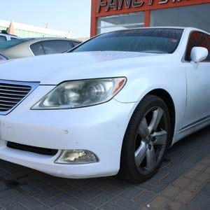 Used Lexus LS for sale in Al Ain