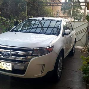 Ford Edge in Baghdad