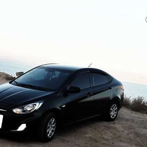 Automatic Hyundai Accent 2011