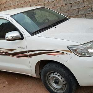 2013 Toyota Hilux for sale in Tripoli
