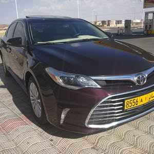 Used condition Toyota Avalon 2015 with 1 - 9,999 km mileage