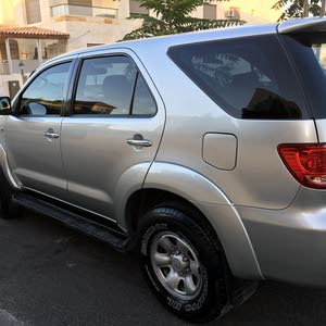 Toyota Fortuner 2006 For sale - Silver color