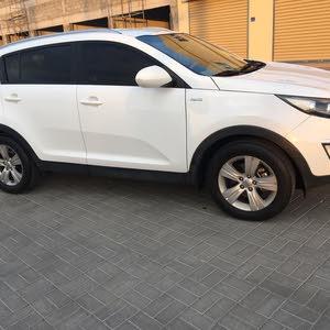 Kia Sportage 2012 For sale - White color