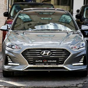 Hyundai Sonata 2018 For sale - Grey color