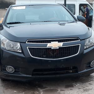 Black Chevrolet Cruze 2013 for sale