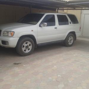 Gasoline Fuel/Power   Nissan Pathfinder 2004