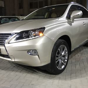 80,000 - 89,999 km Lexus RX 2013 for sale