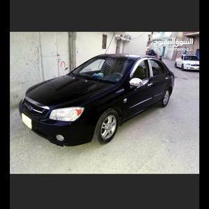 Kia Cerato 2006 For sale - Black color