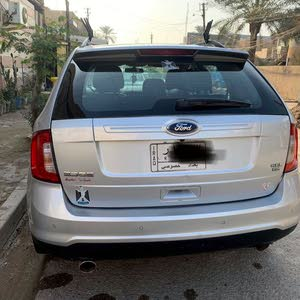 Ford Edge 2011 For sale - Silver color