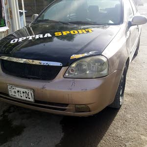 For sale 2006 Gold Optra