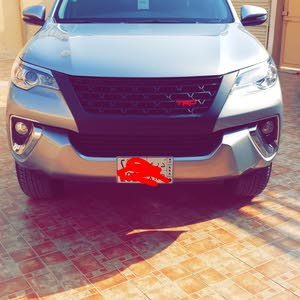 Used condition Toyota Fortuner 2018 with 1 - 9,999 km mileage