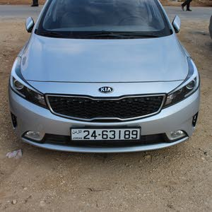 Automatic Silver Kia 2017 for sale