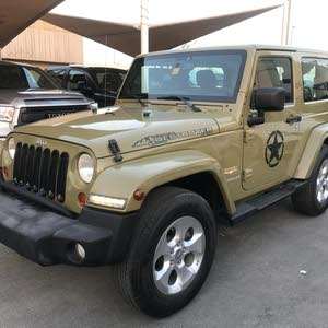 Wrangler 2013 - Used Automatic transmission