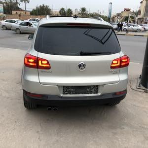 Volkswagen Tiguan 2012 - Tripoli
