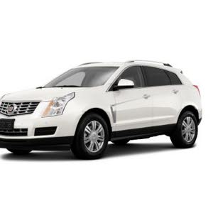 Used condition Cadillac SRX 2013 with 120,000 - 129,999 km mileage