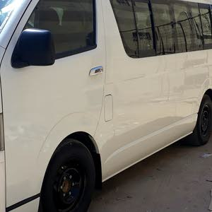 For sale 2012 White Hiace