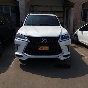 Lexus LX 2017 For sale - White color