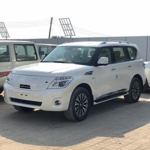 Nissan Patrol 2018 For sale - White color