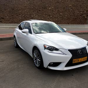 Available for sale!  km mileage Lexus IS 2014
