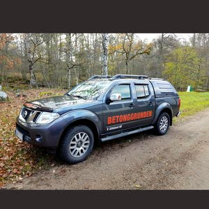 Grey Nissan Navara 2014 for sale