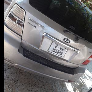 Kia Sorento Used in Benghazi