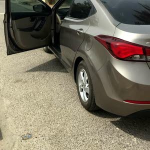 2014 Used Elantra with Automatic transmission is available for sale