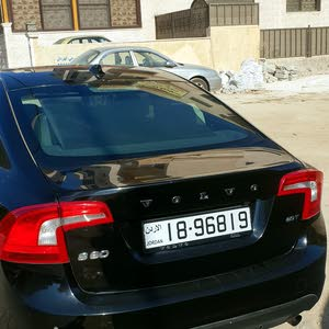 For sale Volvo S60 car in Amman
