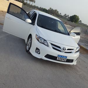 Used condition Toyota Corolla 2013 with 1 - 9,999 km mileage
