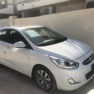 Hyundai Accent 2018 in Baghdad - Used