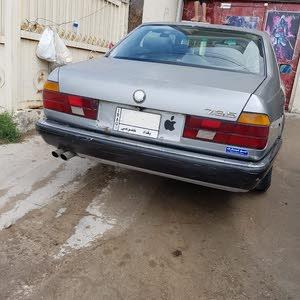 BMW 735 بغداد 1992