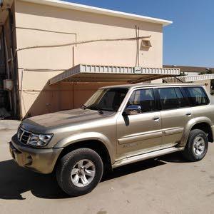 Manual Nissan 2002 for sale - Used - Salala city