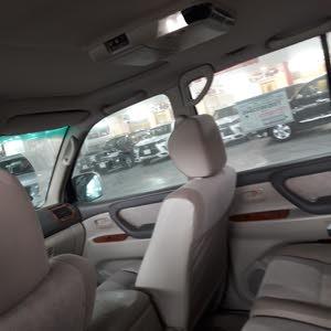 لاندكروز 2006 سيارة جديدة كفالة لون سلفري محرك 4500 تبريد 3 قطع ثلاجة تلفزيون