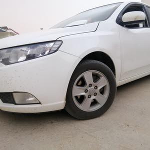 كيا سيراتو موديل 2012 الدار